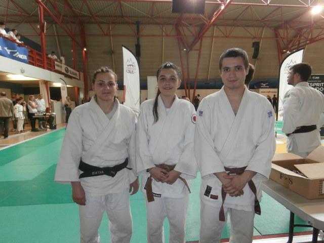 Calendrier Judo Occitanie.Coupe D Occitanie Seniors Feminin Et Masculin Olympia Judo 31